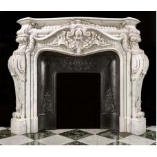 Versailles Mermer Şömine