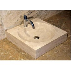 Ivory Traverten Lavabo