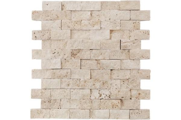 Classic Traverten Patlatma Mozaik